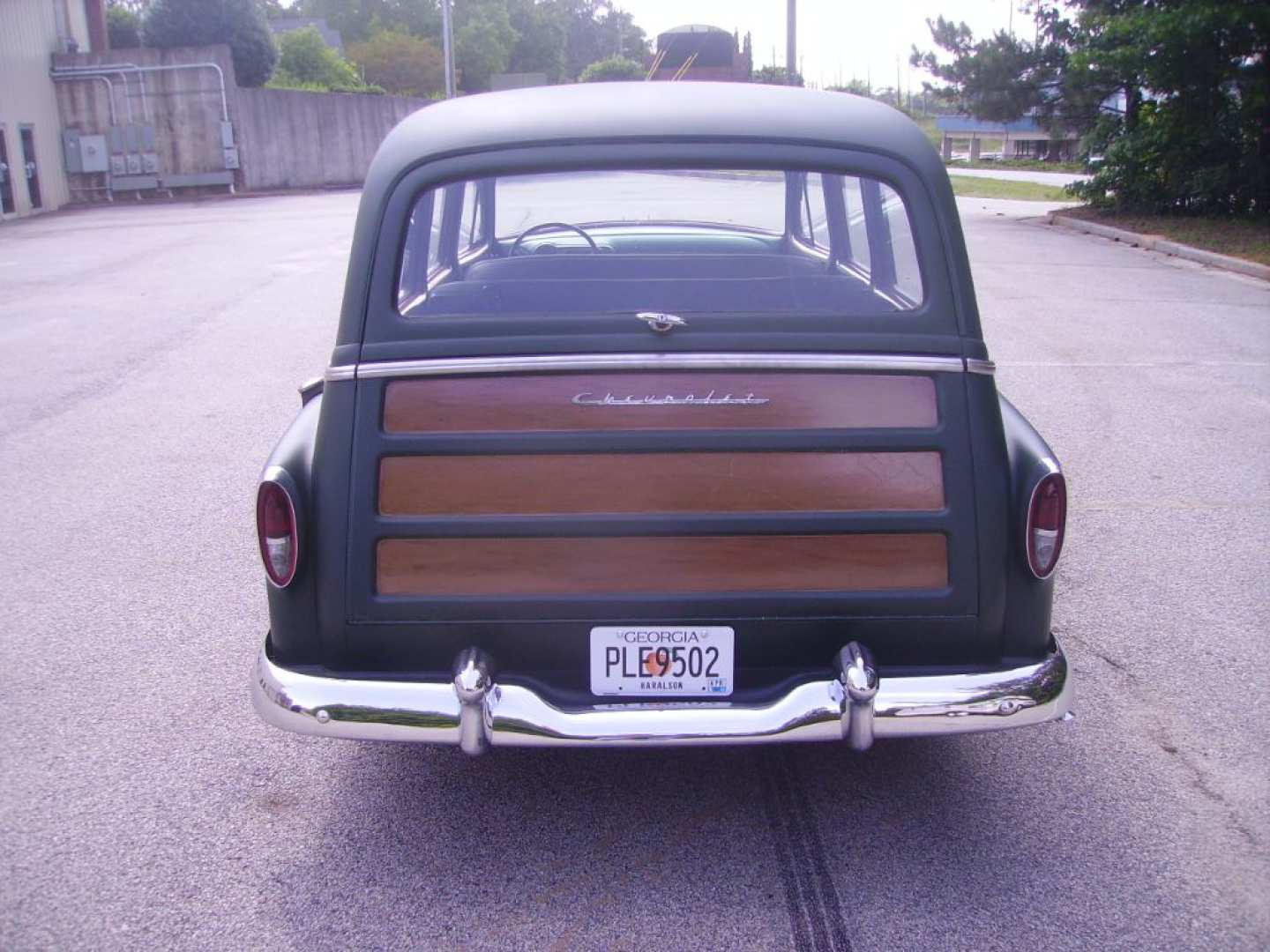 8th Image of a 1954 CHEVROLET BELAIR 150