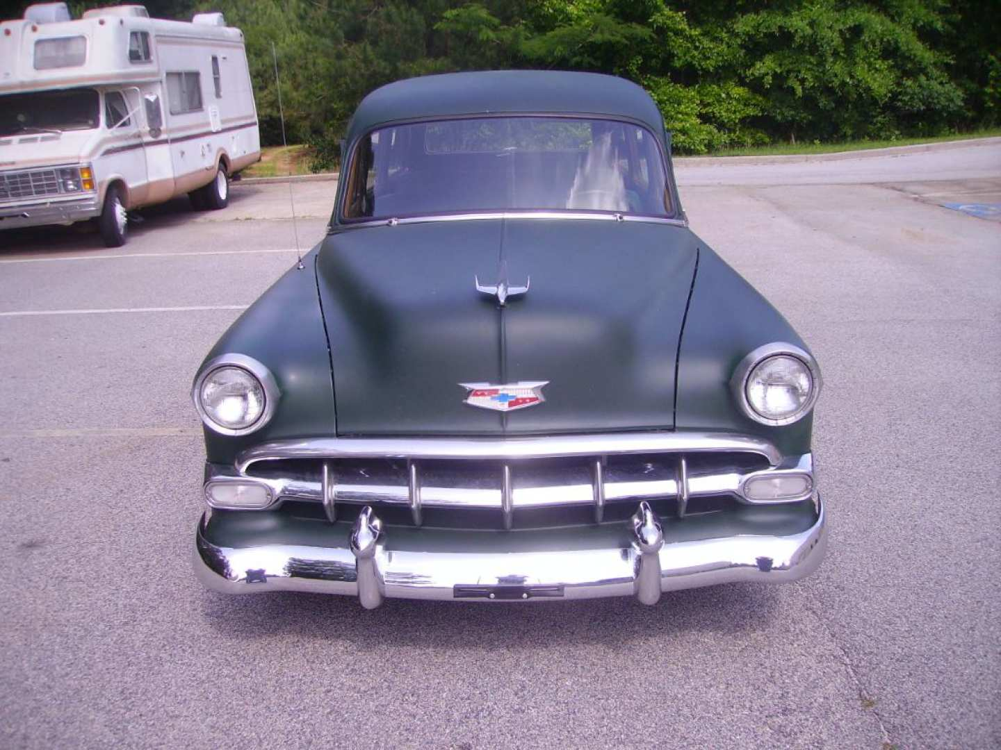 18th Image of a 1954 CHEVROLET BELAIR 150