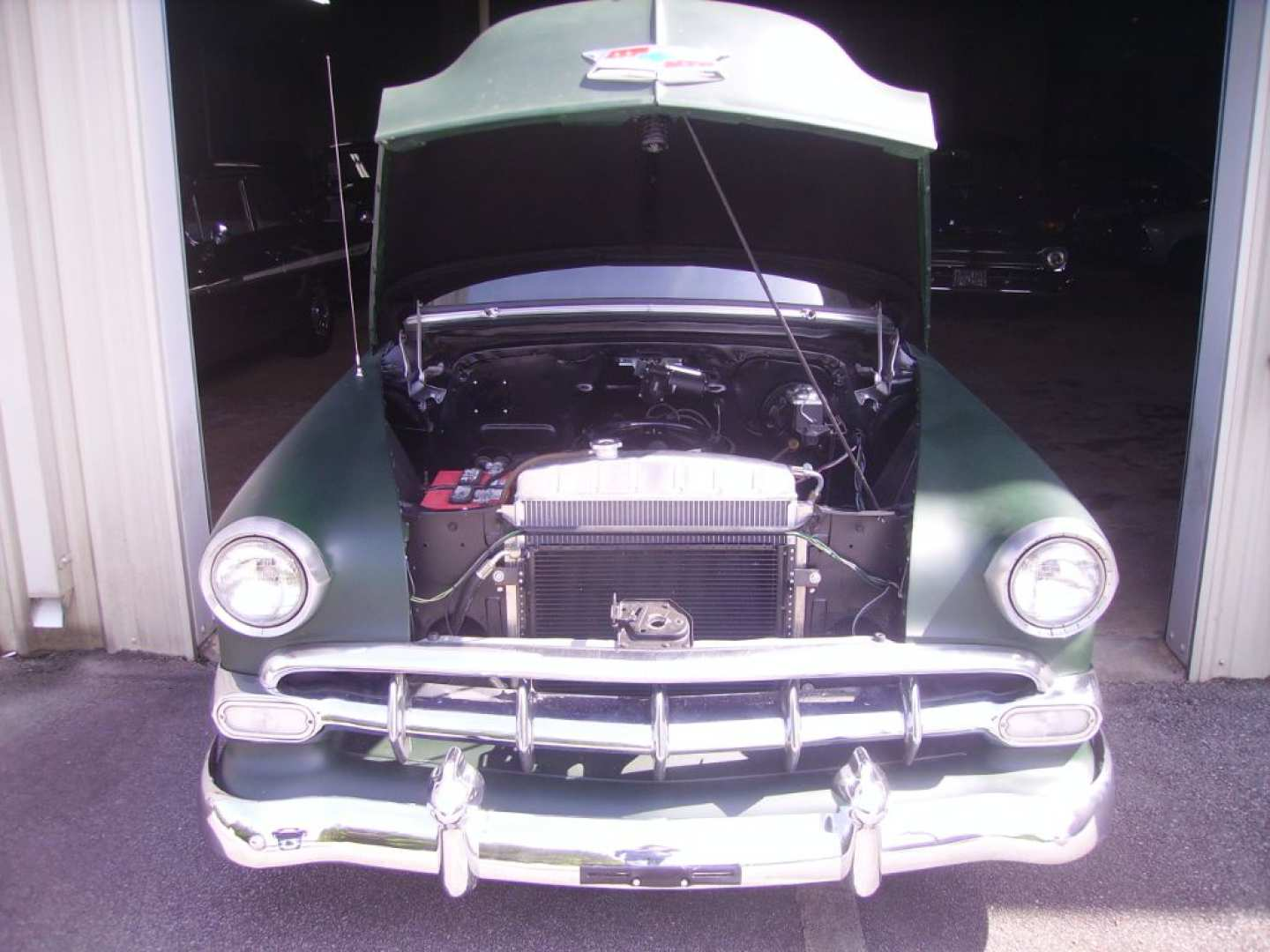 10th Image of a 1954 CHEVROLET BELAIR 150