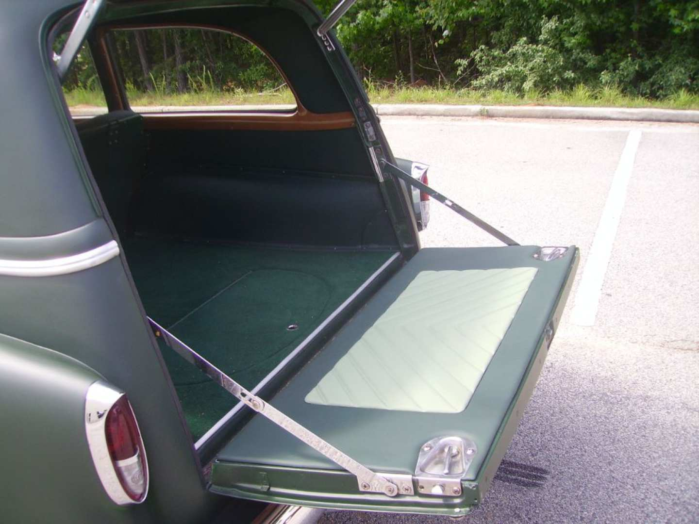 12th Image of a 1954 CHEVROLET BELAIR 150