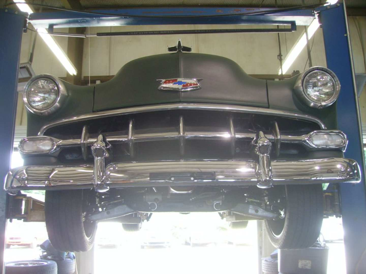 16th Image of a 1954 CHEVROLET BELAIR 150