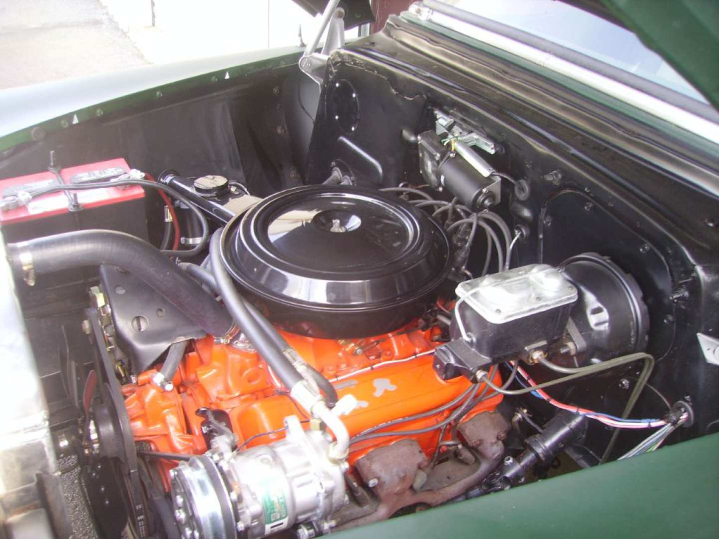 27th Image of a 1954 CHEVROLET BELAIR 150