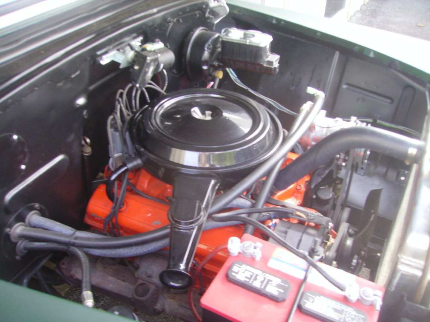 28th Image of a 1954 CHEVROLET BELAIR 150