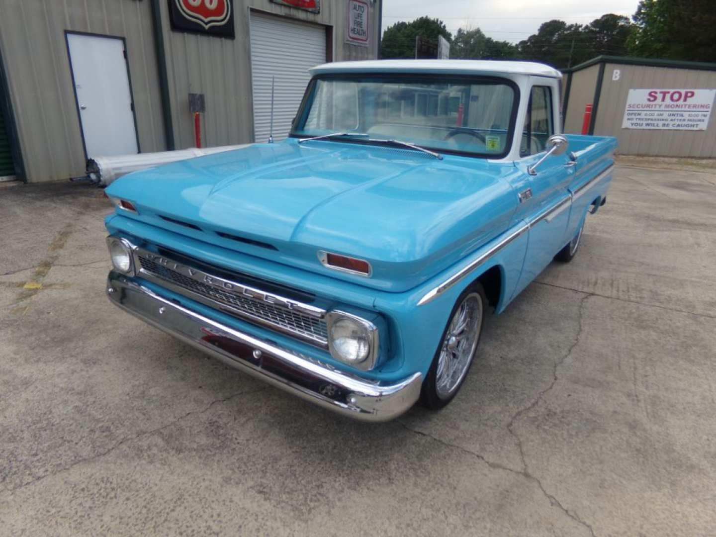 1st Image of a 1965 CHEVROLET C-10