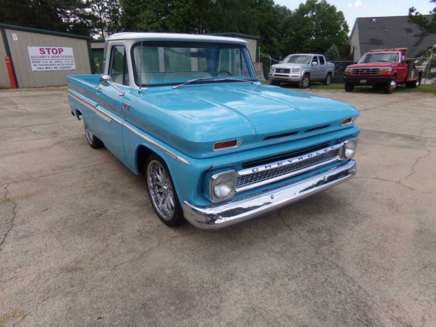 15th Image of a 1965 CHEVROLET C-10