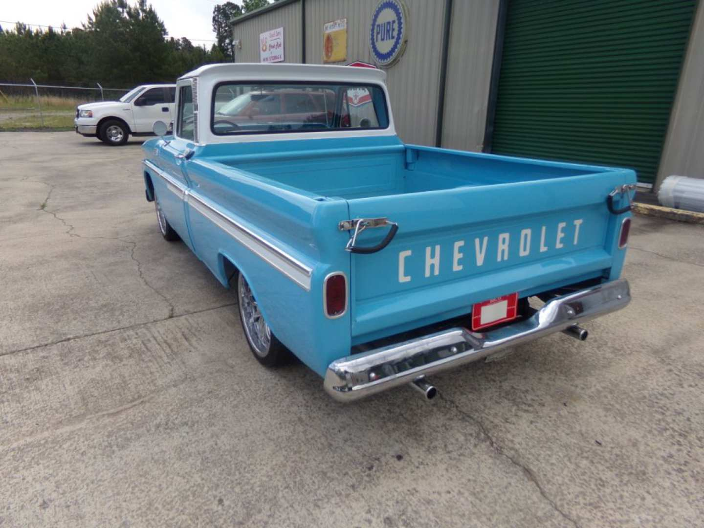 14th Image of a 1965 CHEVROLET C-10