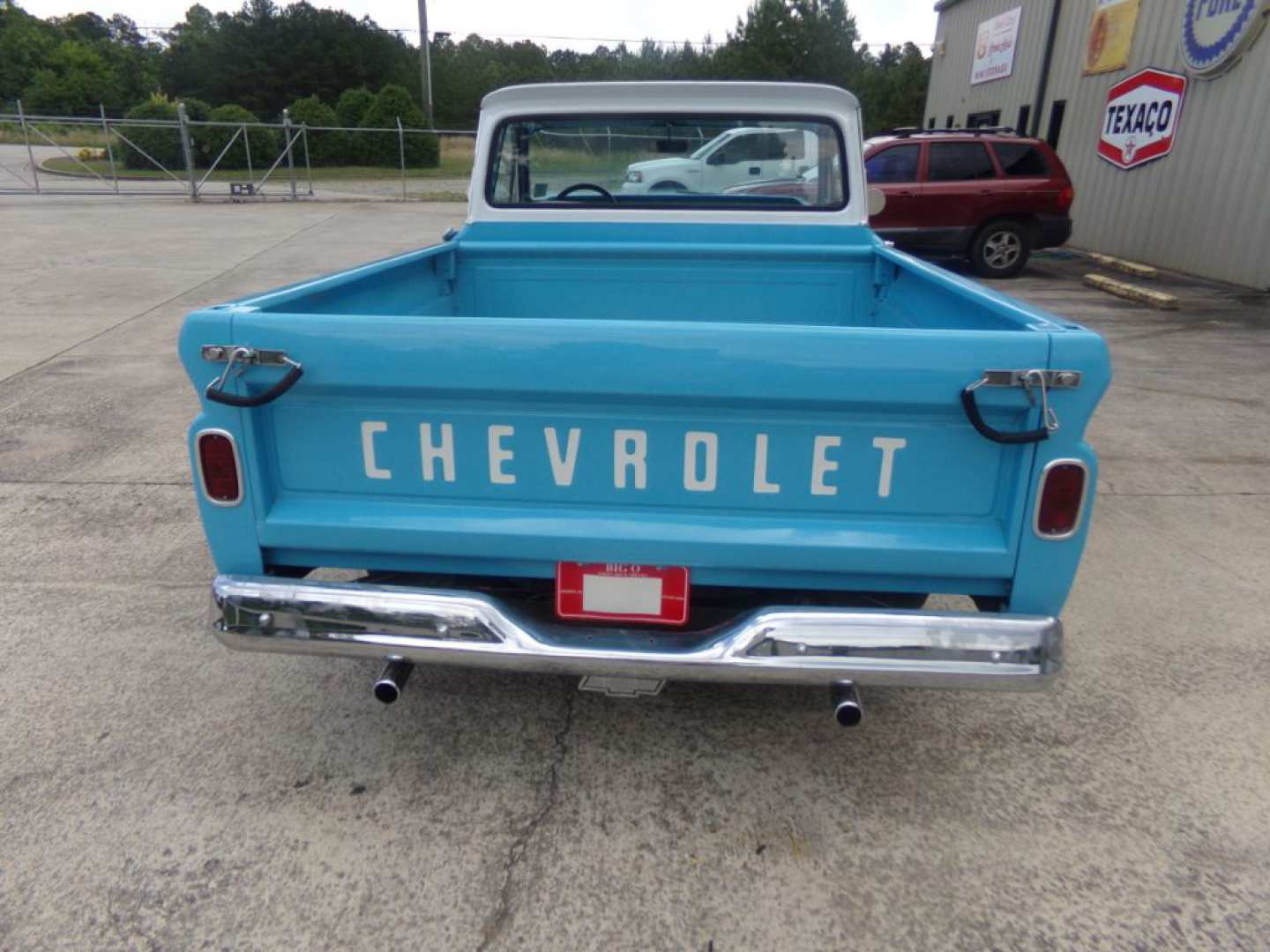 18th Image of a 1965 CHEVROLET C-10