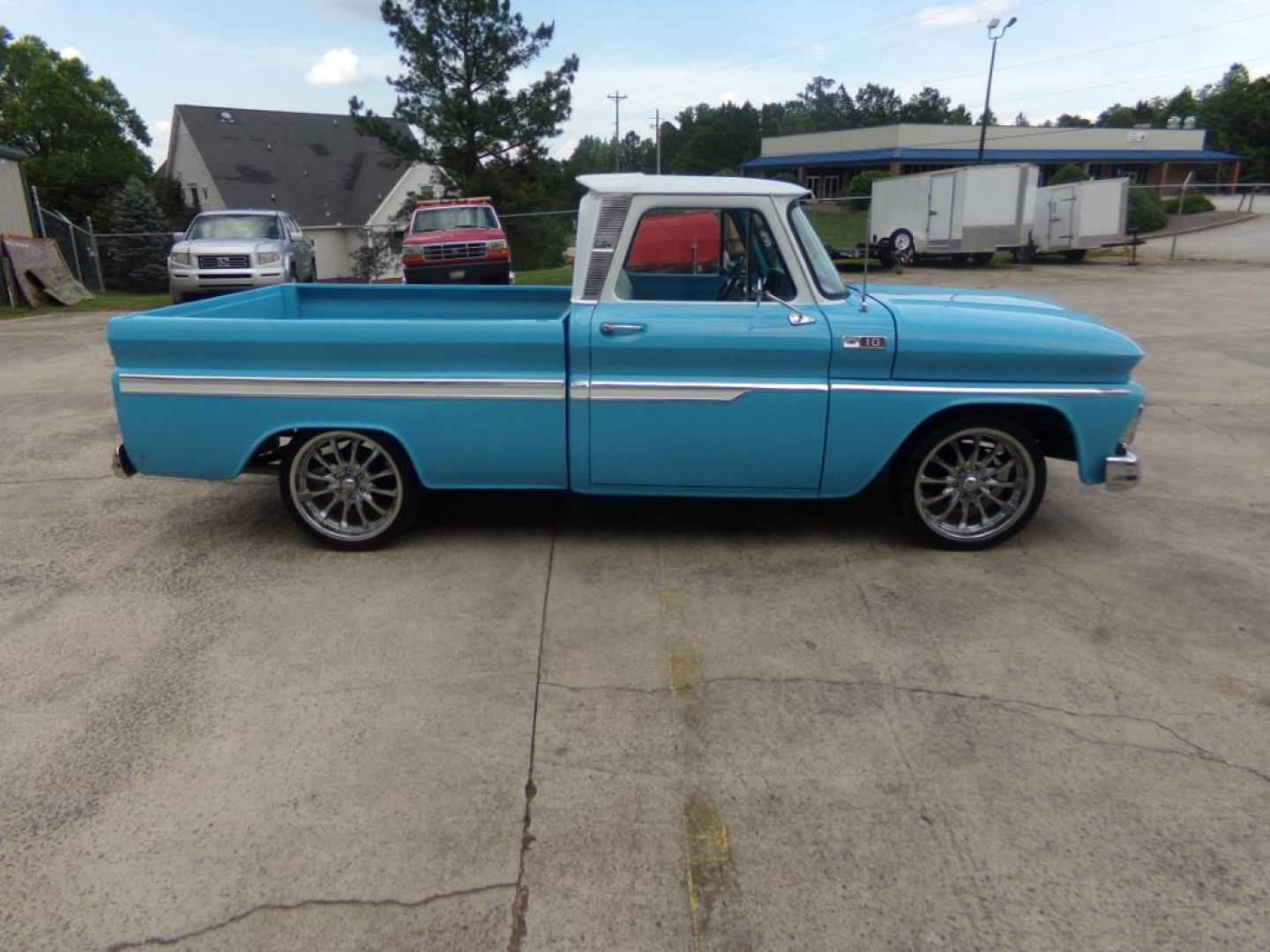 30th Image of a 1965 CHEVROLET C-10