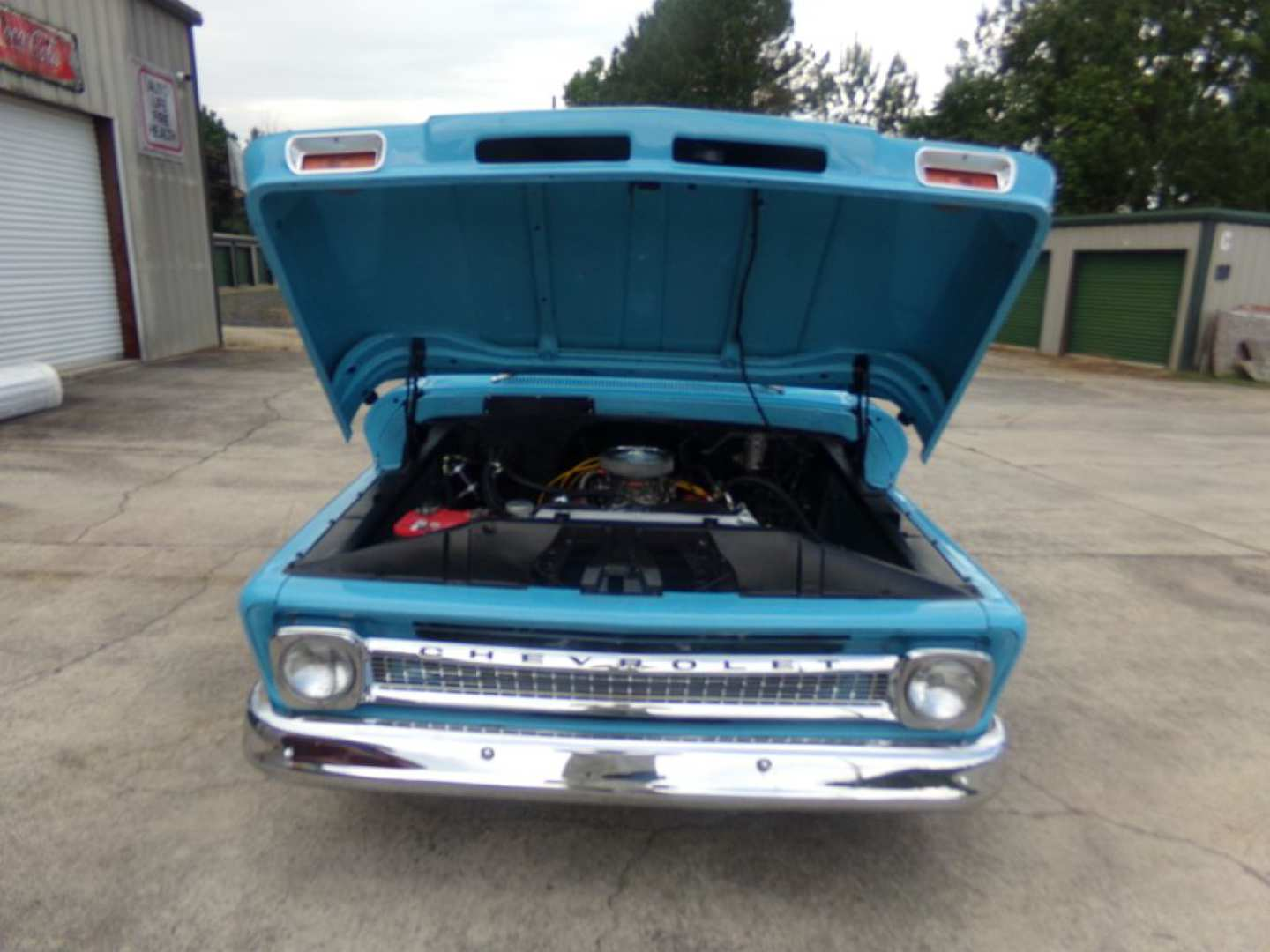 23rd Image of a 1965 CHEVROLET C-10