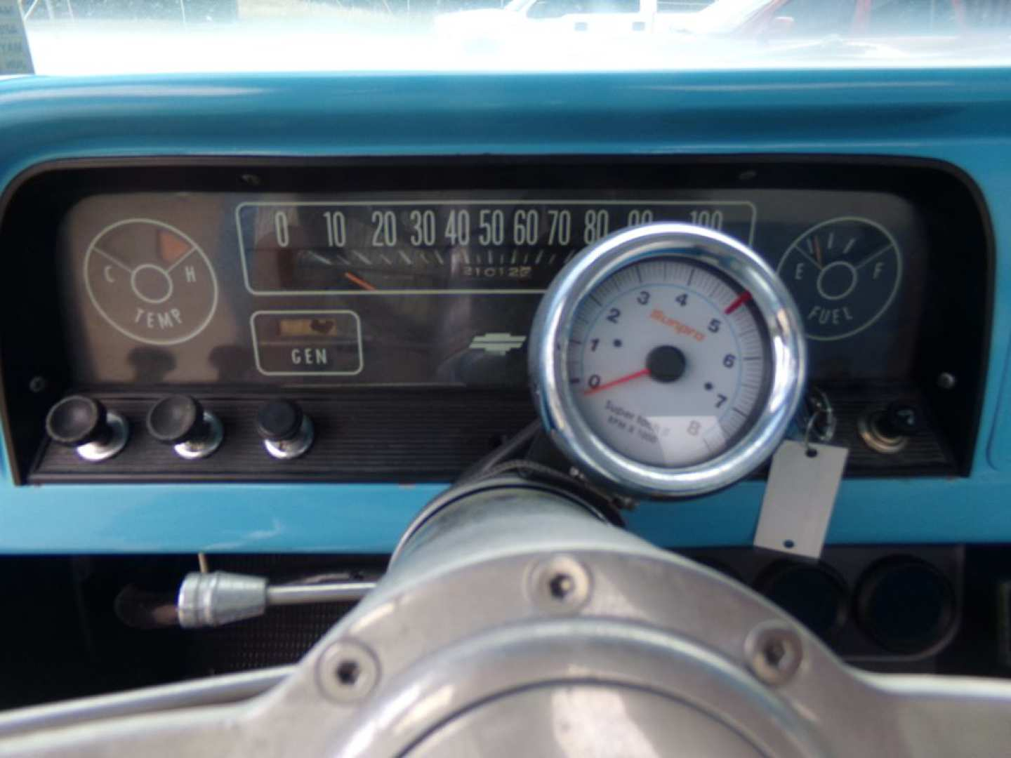 6th Image of a 1965 CHEVROLET C-10