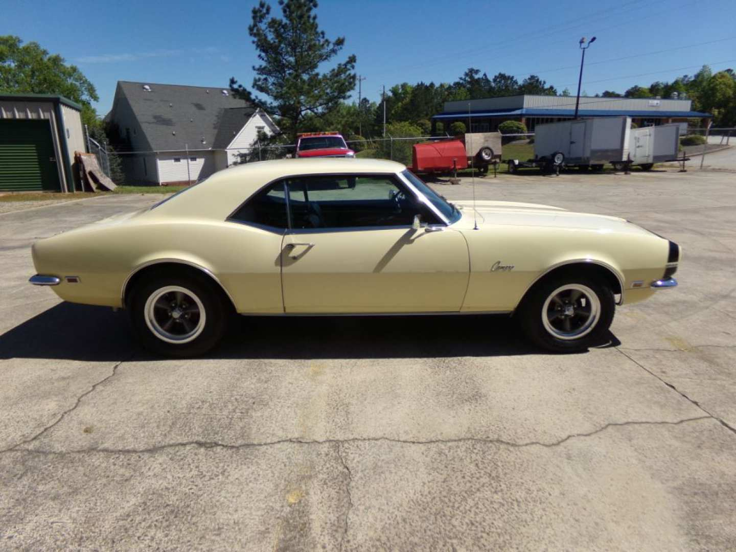 17th Image of a 1968 CHEVROLET CAMARO