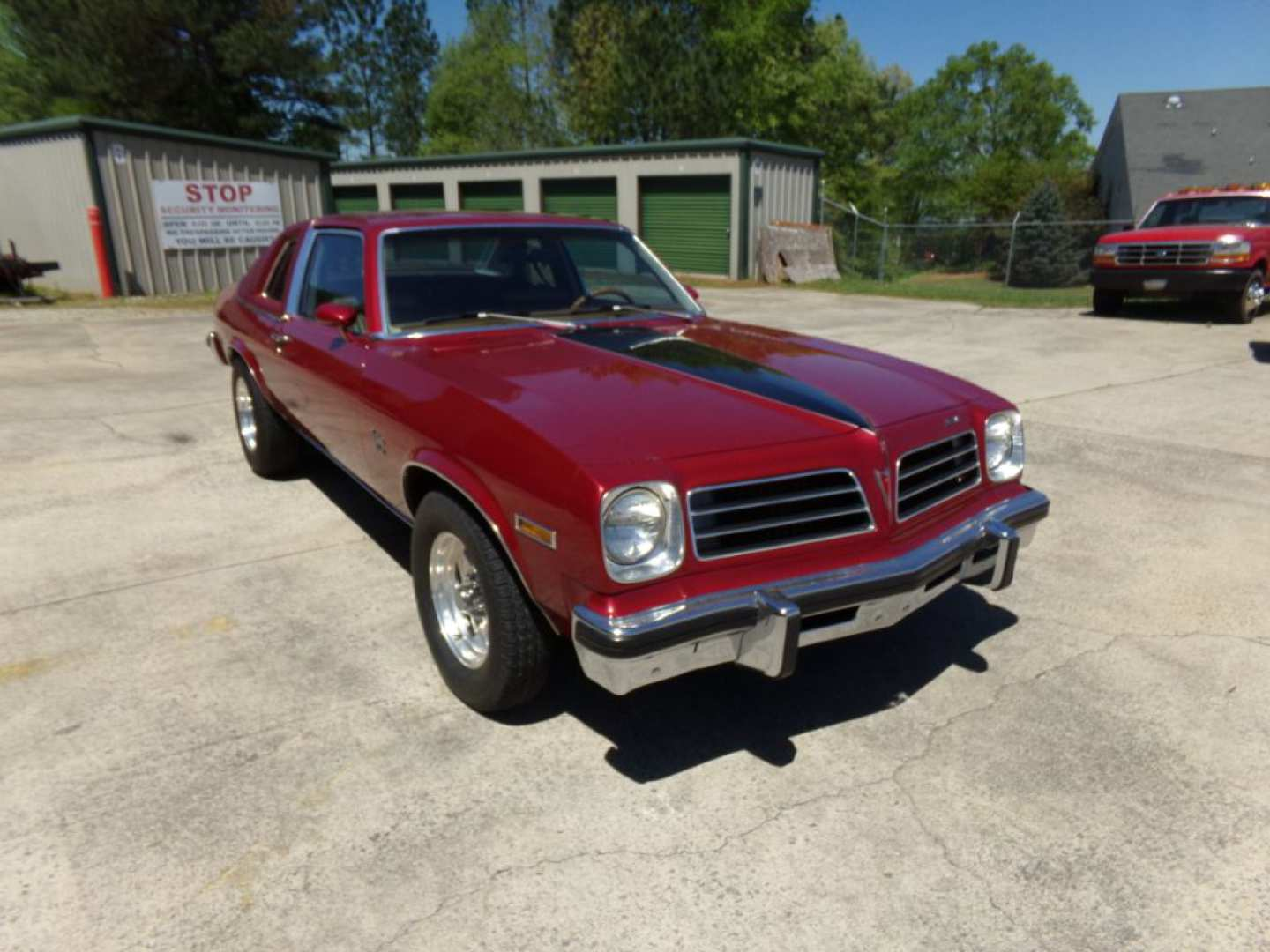 5th Image of a 1976 PONTIAC VENTURA SJ