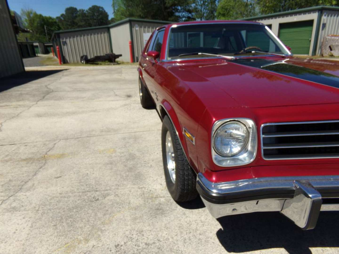 15th Image of a 1976 PONTIAC VENTURA SJ