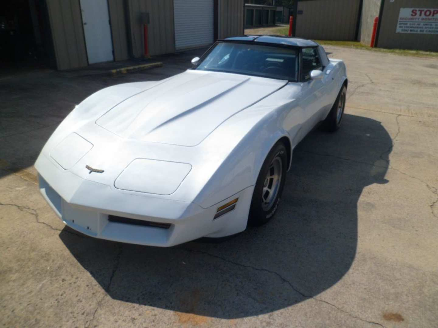 22nd Image of a 1981 CHEVROLET CORVETTE