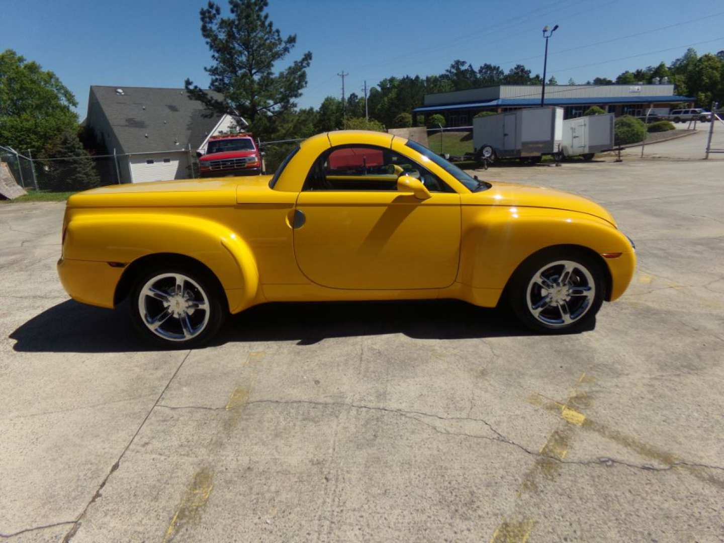 7th Image of a 2004 CHEVROLET SSR