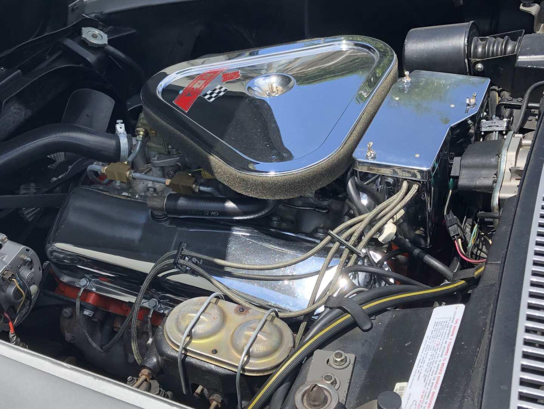 12th Image of a 1968 CHEVROLET CORVETTE 427