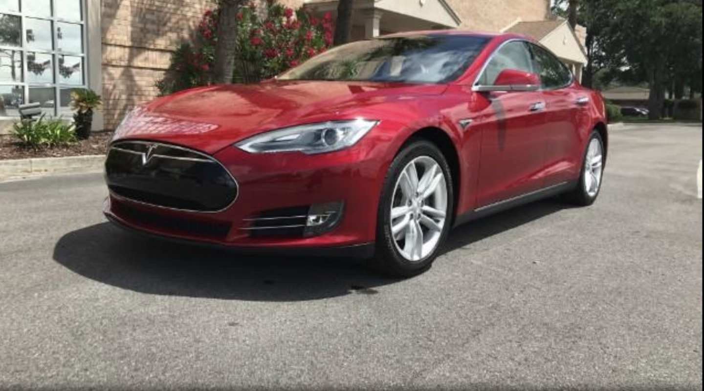 6th Image of a 2014 TESLA S70