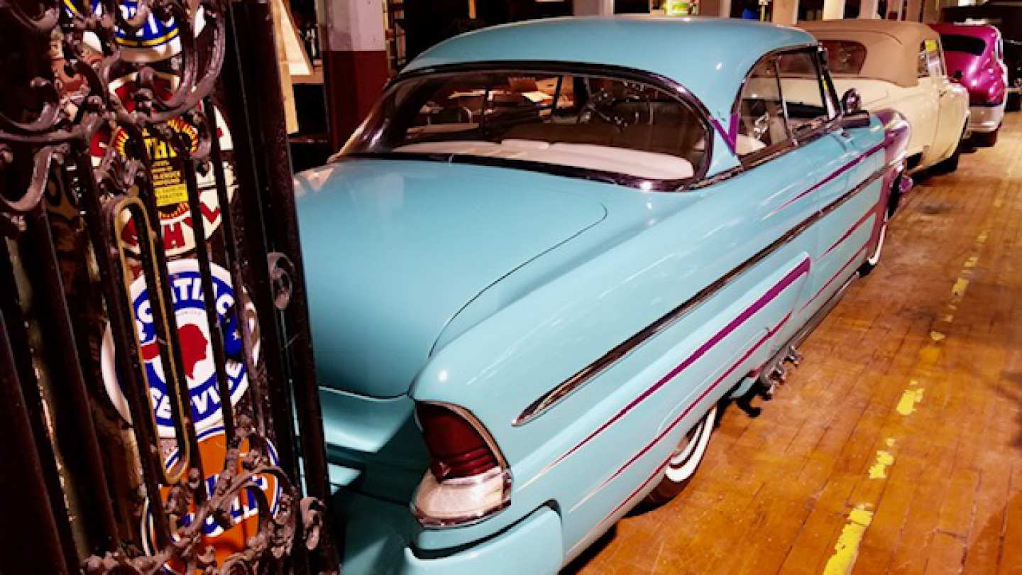 2nd Image of a 1955 MERCURY MONTCLAIR
