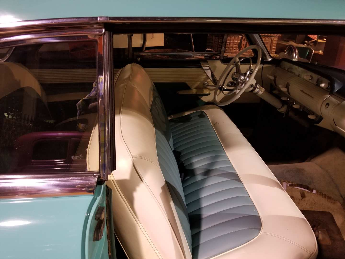4th Image of a 1955 MERCURY MONTCLAIR