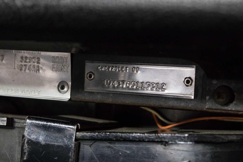 5th Image of a 1966 CHEVROLET CORVETTE