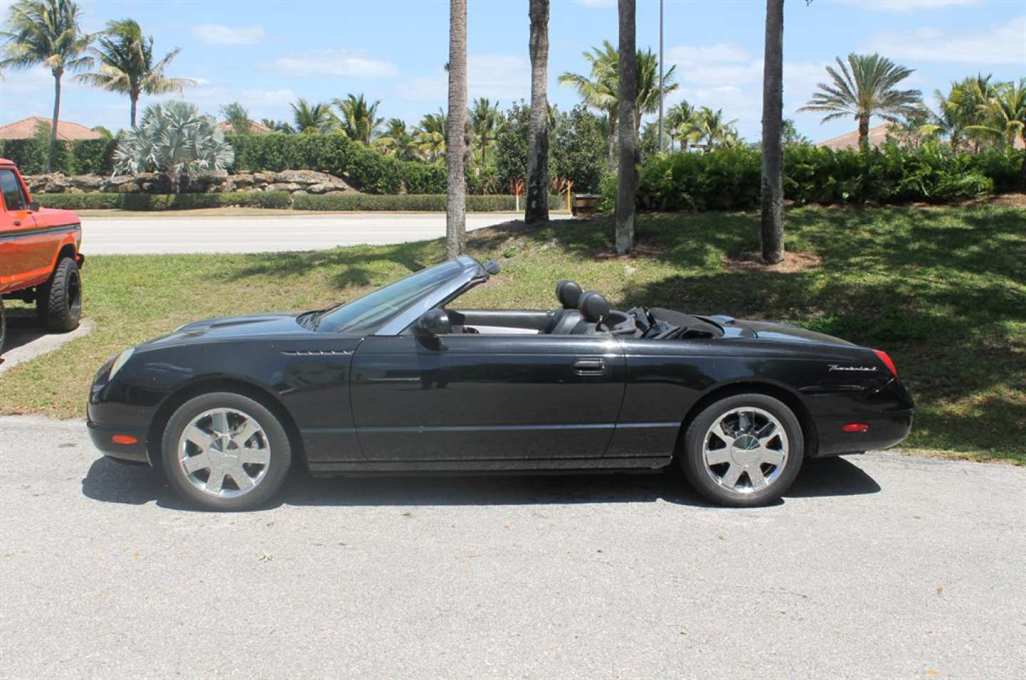 15th Image of a 2002 FORD THUNDERBIRD