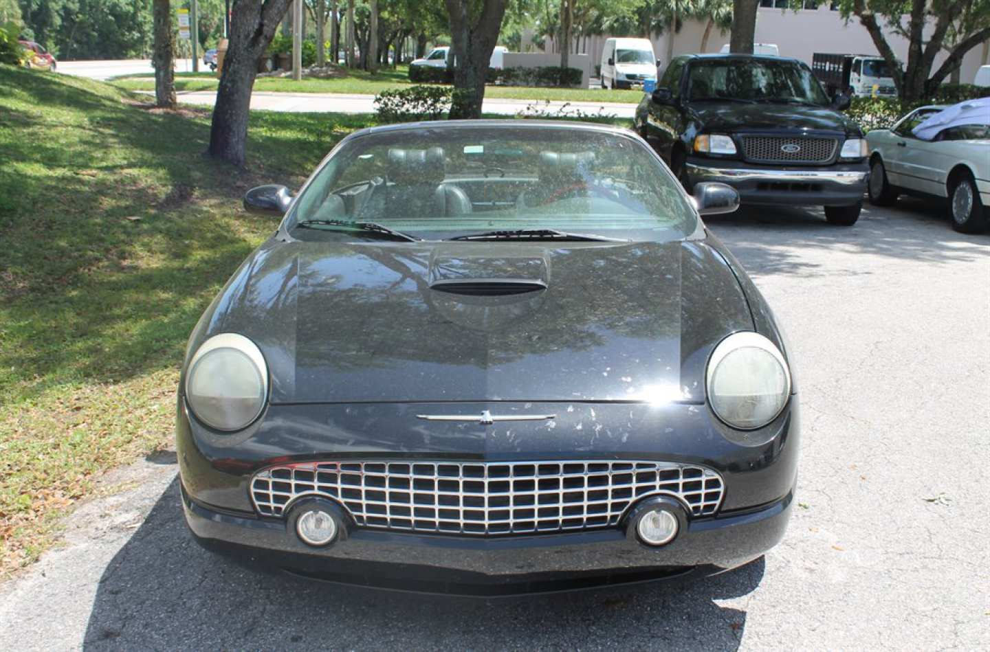 6th Image of a 2002 FORD THUNDERBIRD