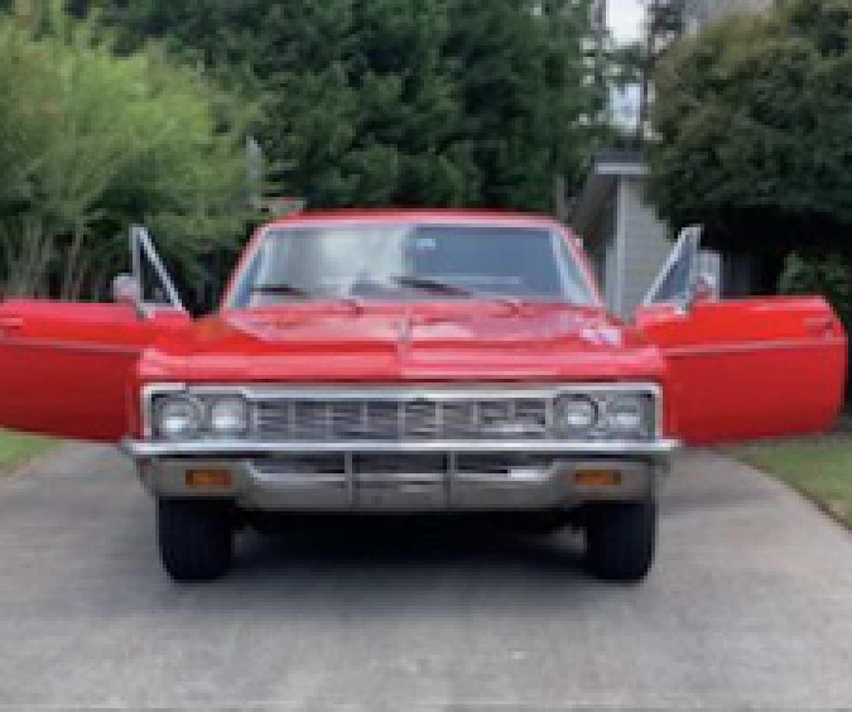 1966 CHEVROLET IMPALA For Sale at Vicari Auctions Atlanta, 2019