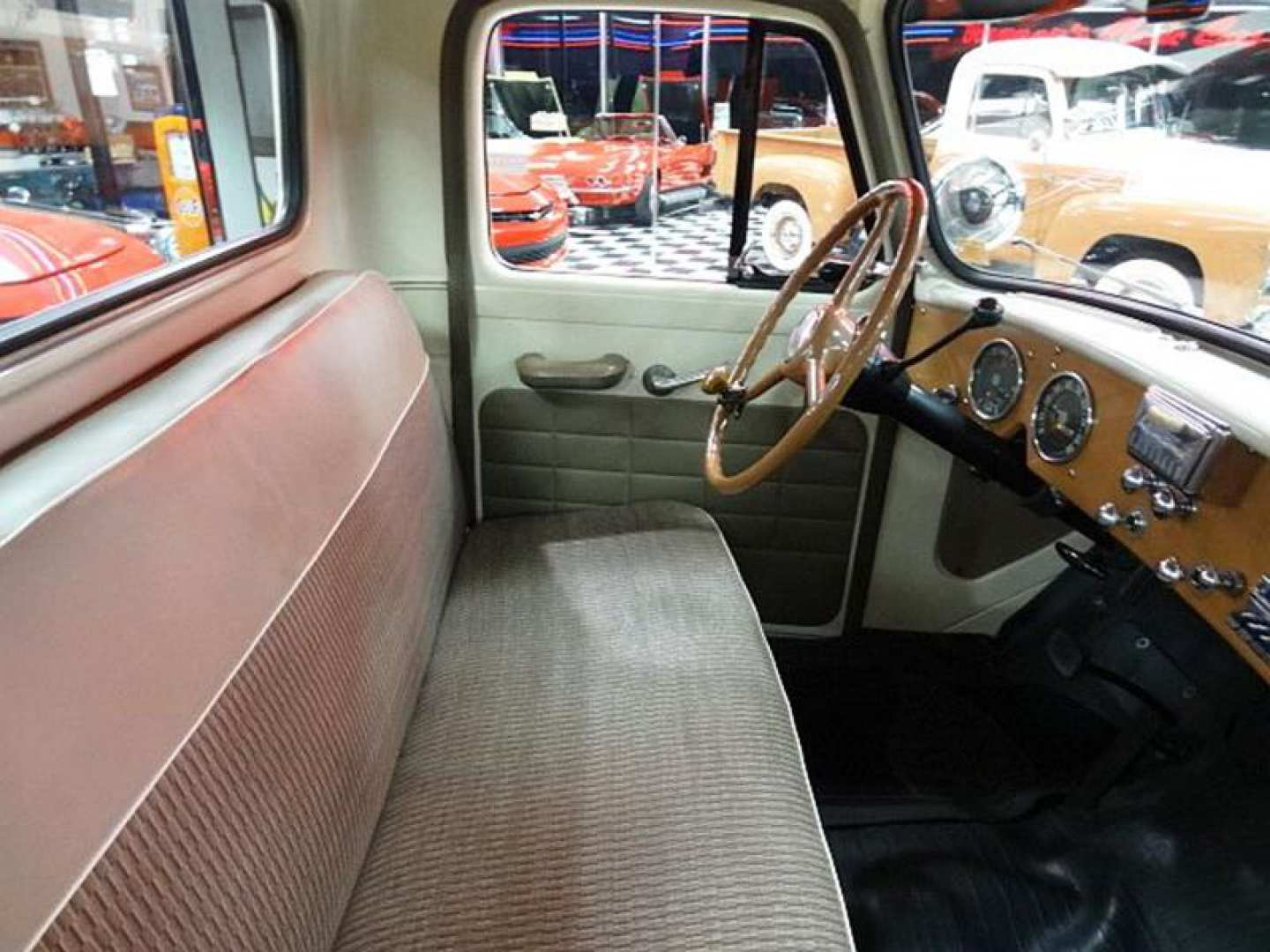 6th Image of a 1956 INTERNATIONAL S110