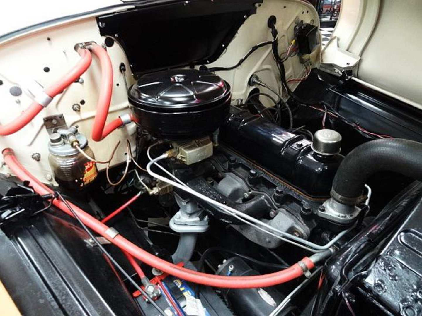 3rd Image of a 1956 INTERNATIONAL S110