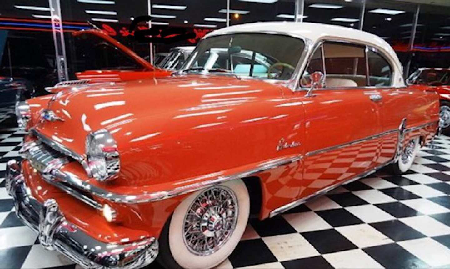 8th Image of a 1954 PLYMOUTH BELVEDERE