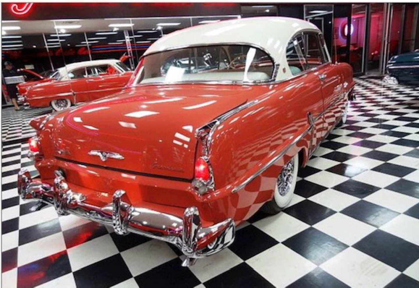 20th Image of a 1954 PLYMOUTH BELVEDERE