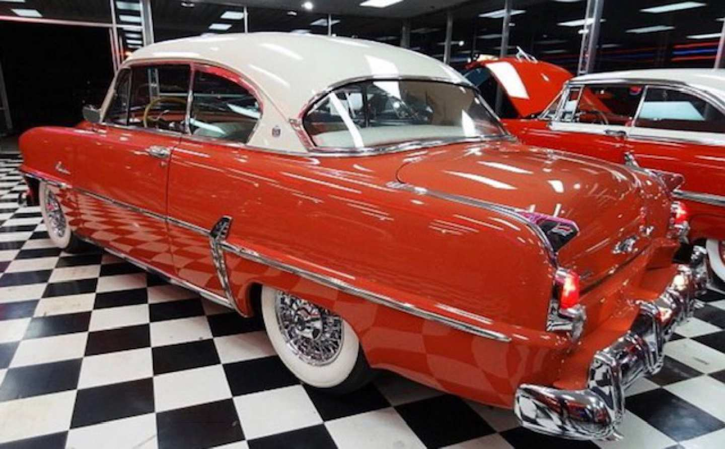 4th Image of a 1954 PLYMOUTH BELVEDERE