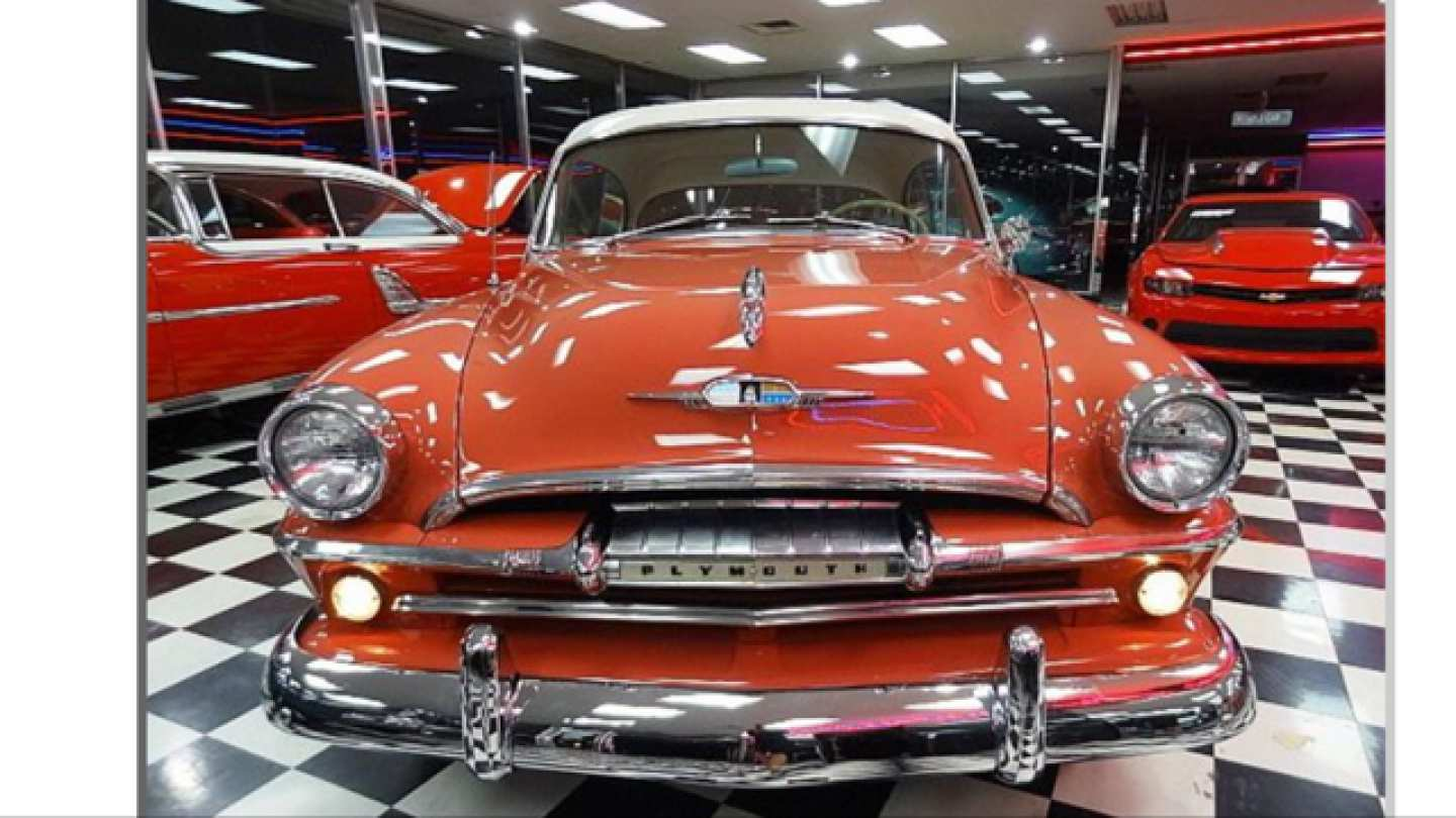 6th Image of a 1954 PLYMOUTH BELVEDERE