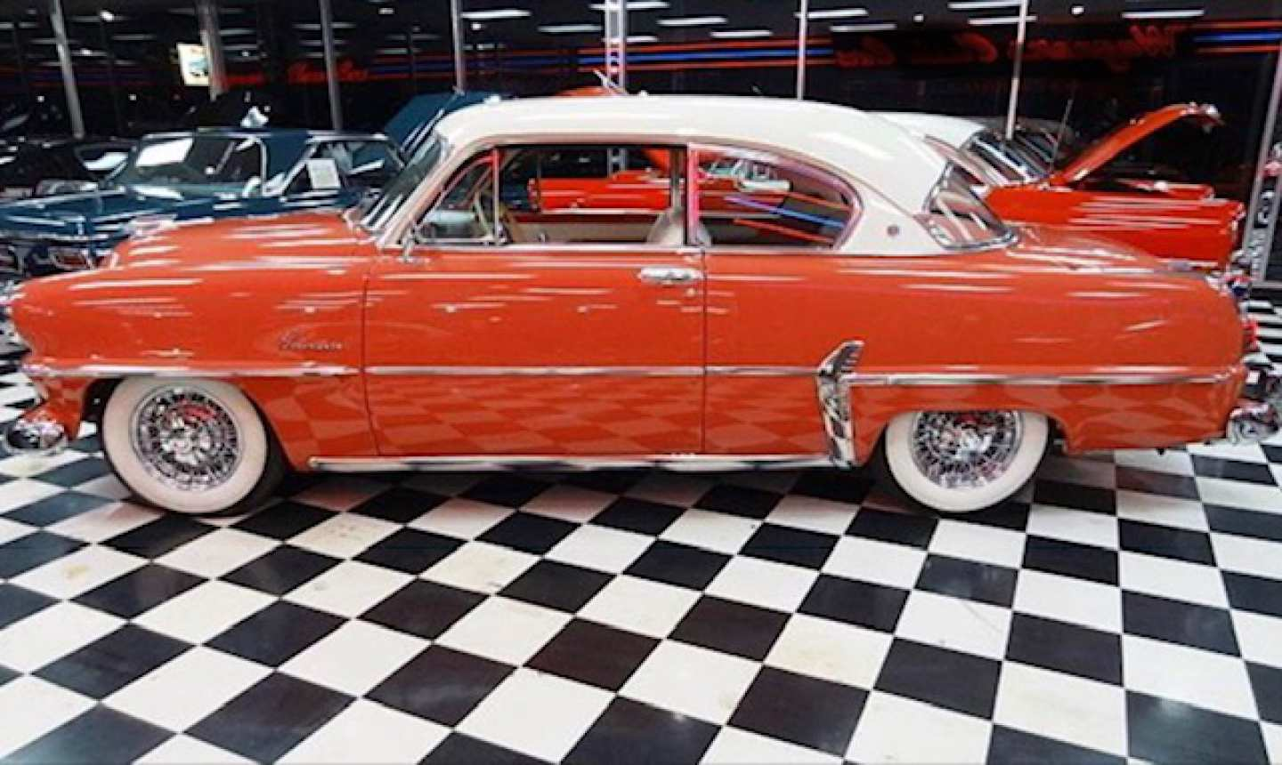 5th Image of a 1954 PLYMOUTH BELVEDERE