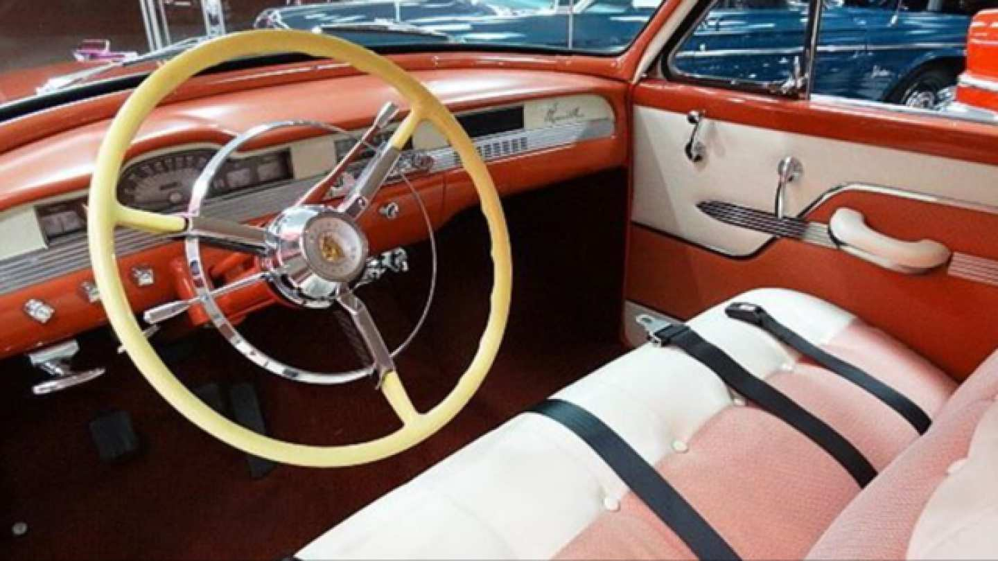 13th Image of a 1954 PLYMOUTH BELVEDERE
