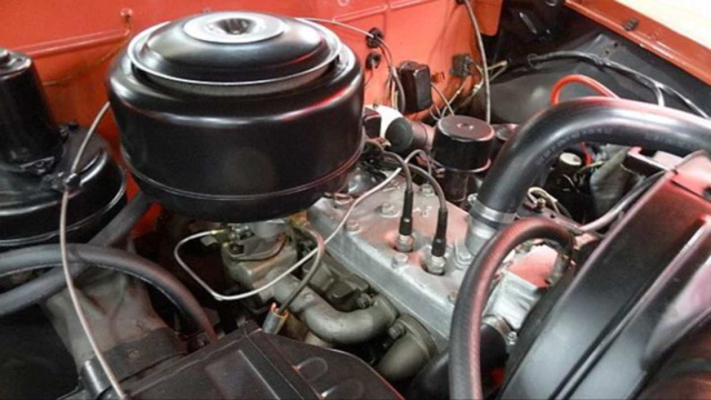 11th Image of a 1954 PLYMOUTH BELVEDERE