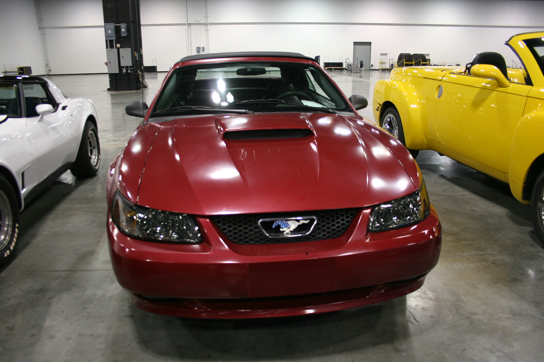 9th Image of a 2002 FORD MUSTANG