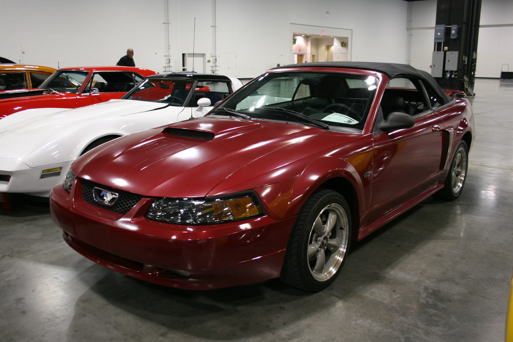 11th Image of a 2002 FORD MUSTANG
