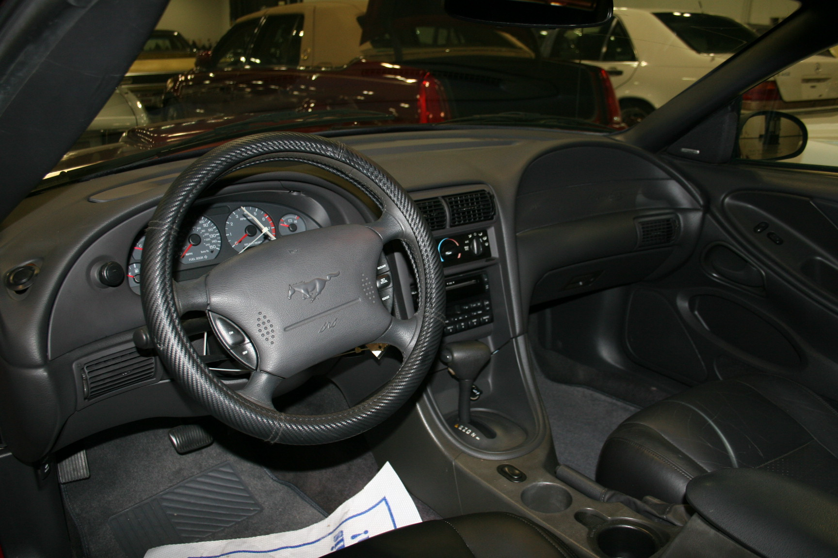 12th Image of a 2002 FORD MUSTANG
