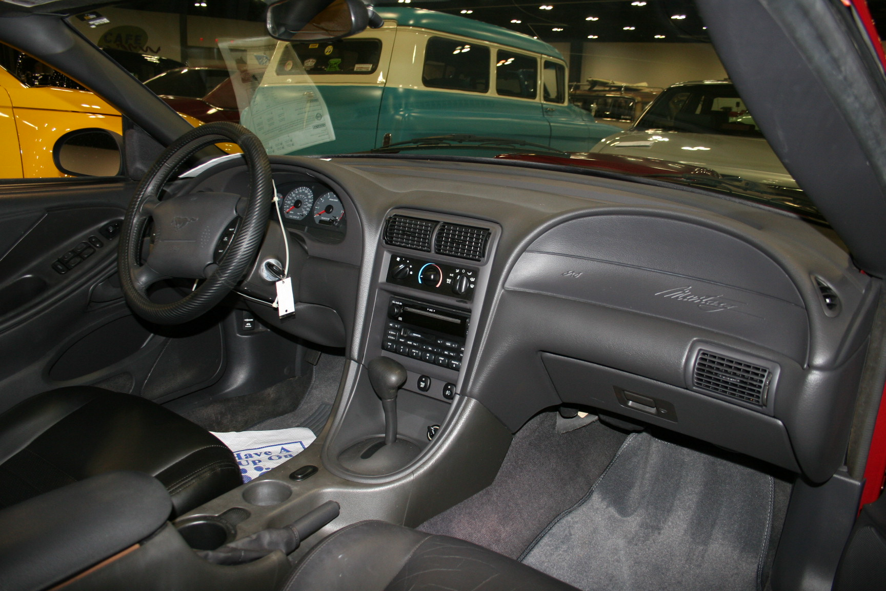 5th Image of a 2002 FORD MUSTANG