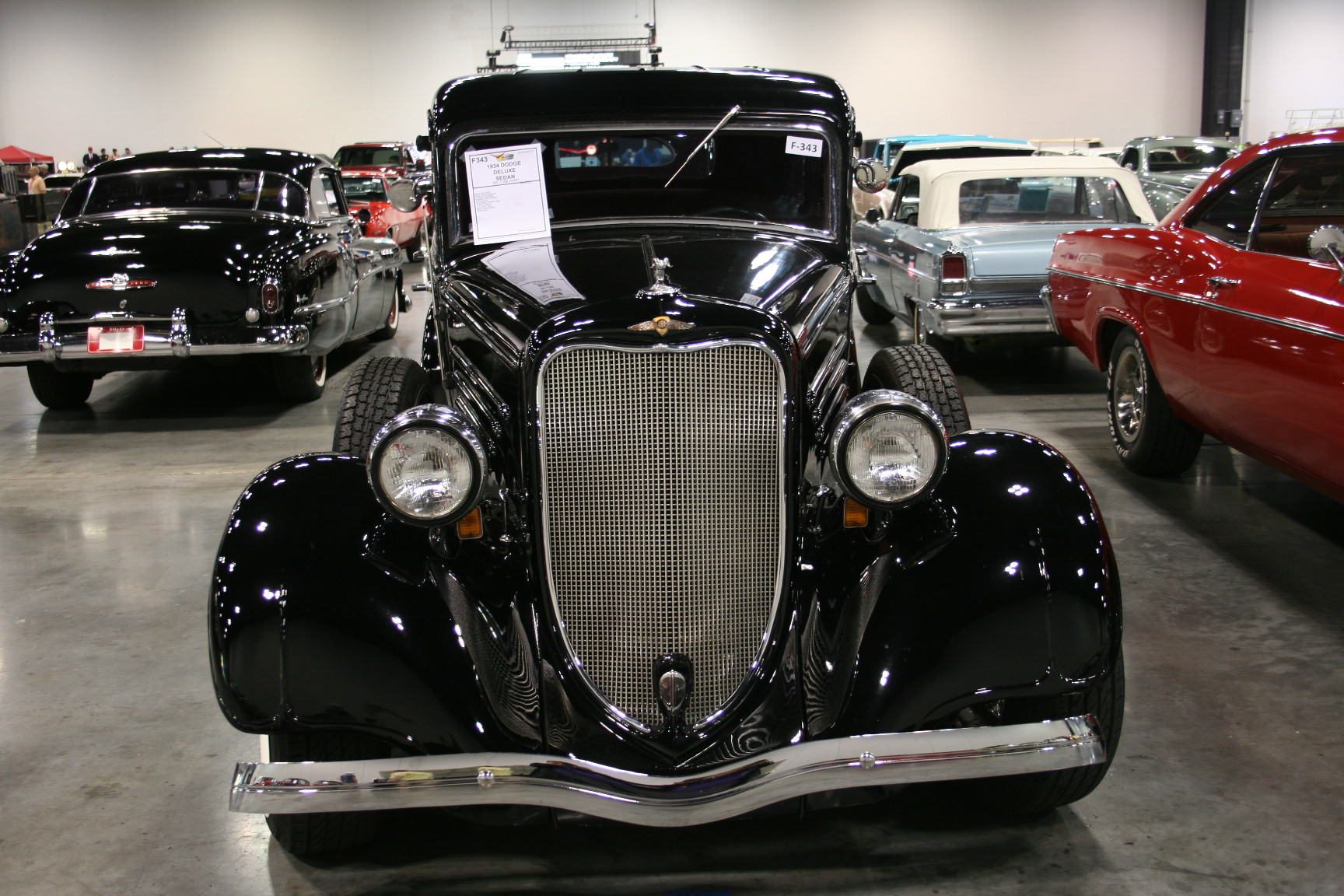 1st Image of a 1934 DODGE DELUXE
