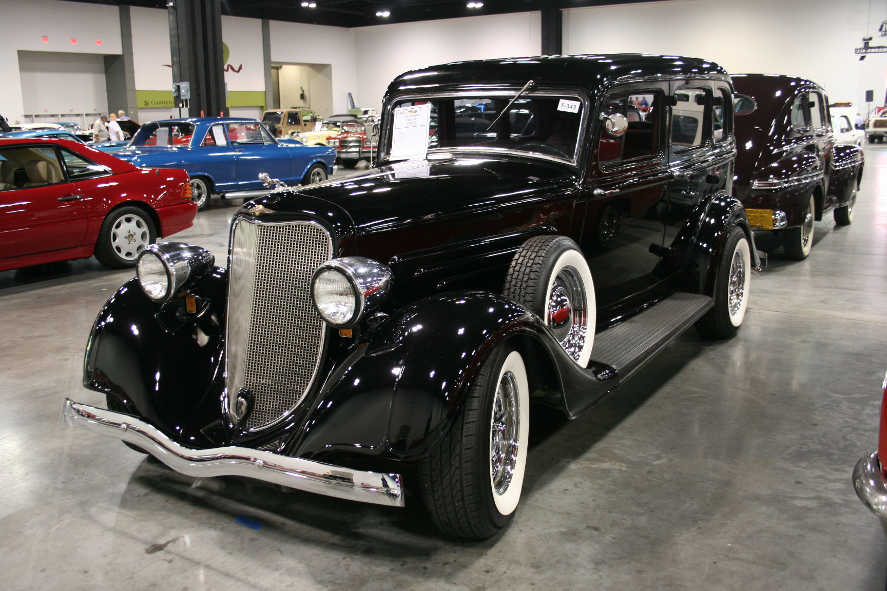 7th Image of a 1934 DODGE DELUXE