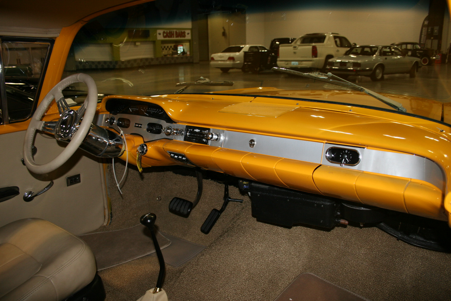 7th Image of a 1958 CHEVROLET BISCAYNE 2DR