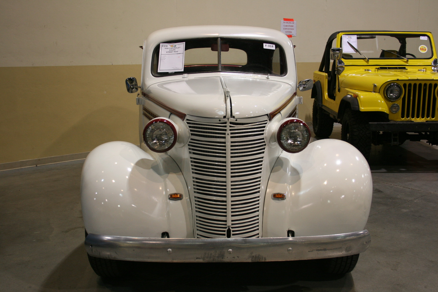 1st Image of a 1938 CHEVROLET COUPE