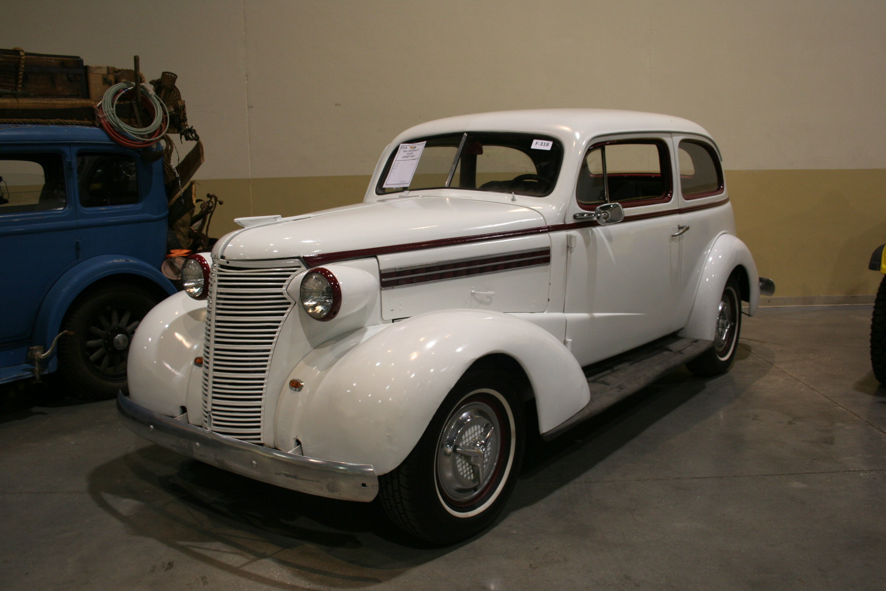 2nd Image of a 1938 CHEVROLET COUPE