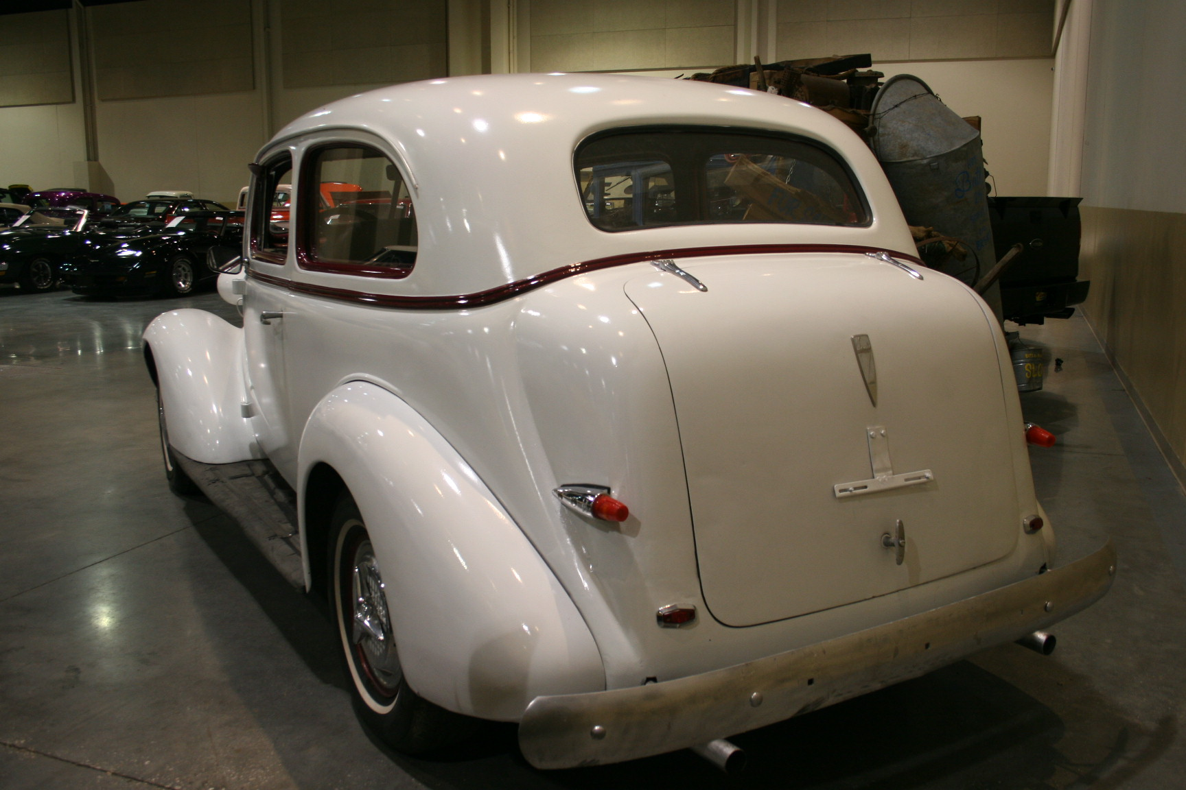 5th Image of a 1938 CHEVROLET COUPE