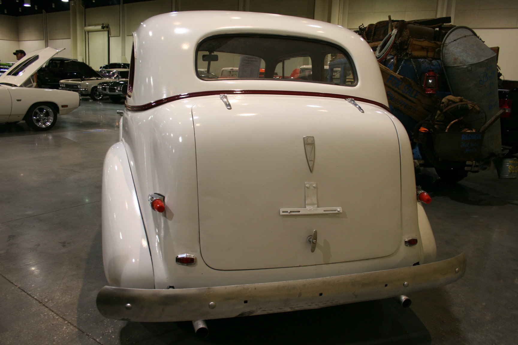 11th Image of a 1938 CHEVROLET COUPE
