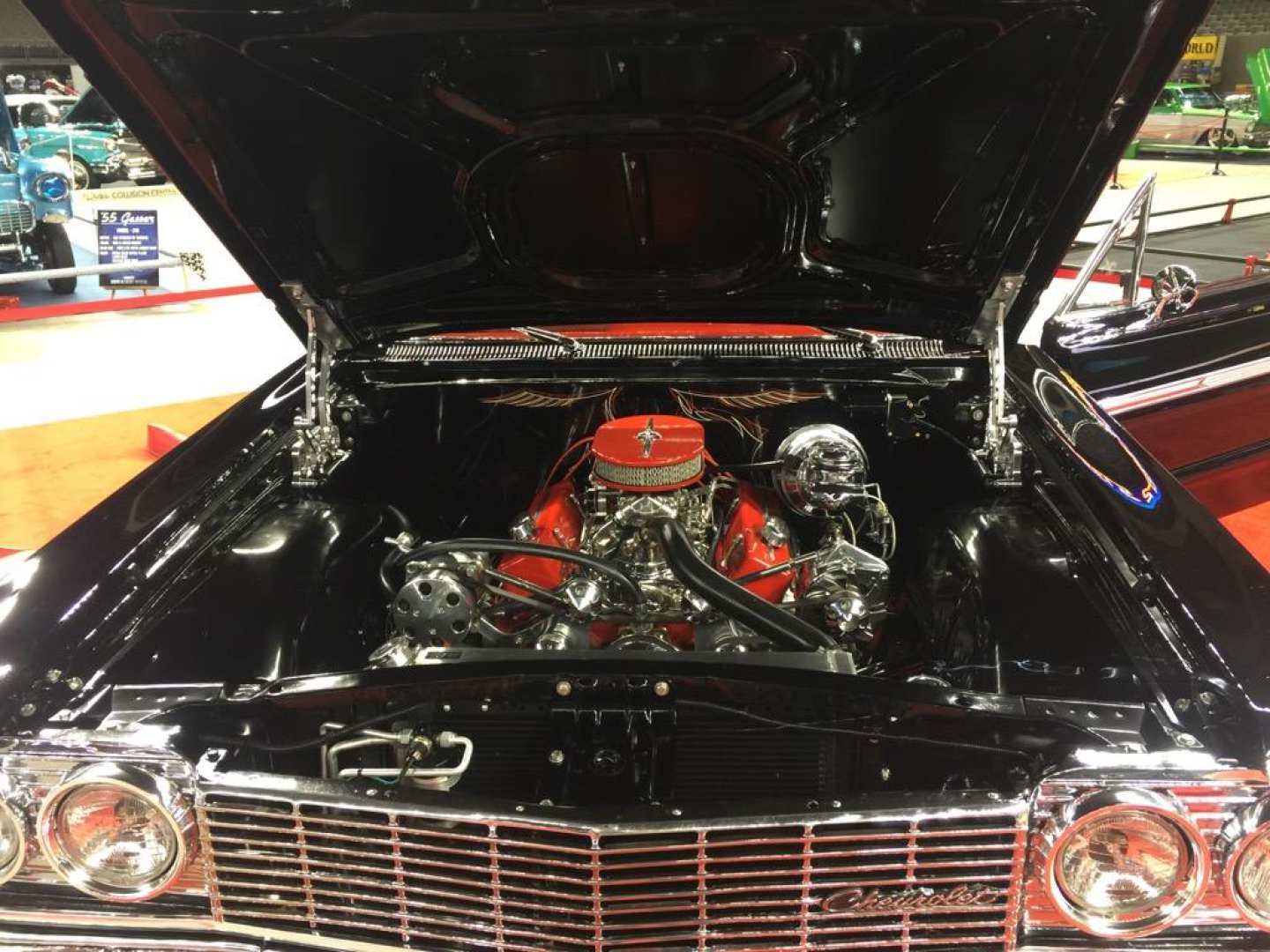 6th Image of a 1964 CHEVROLET IMPALA SS