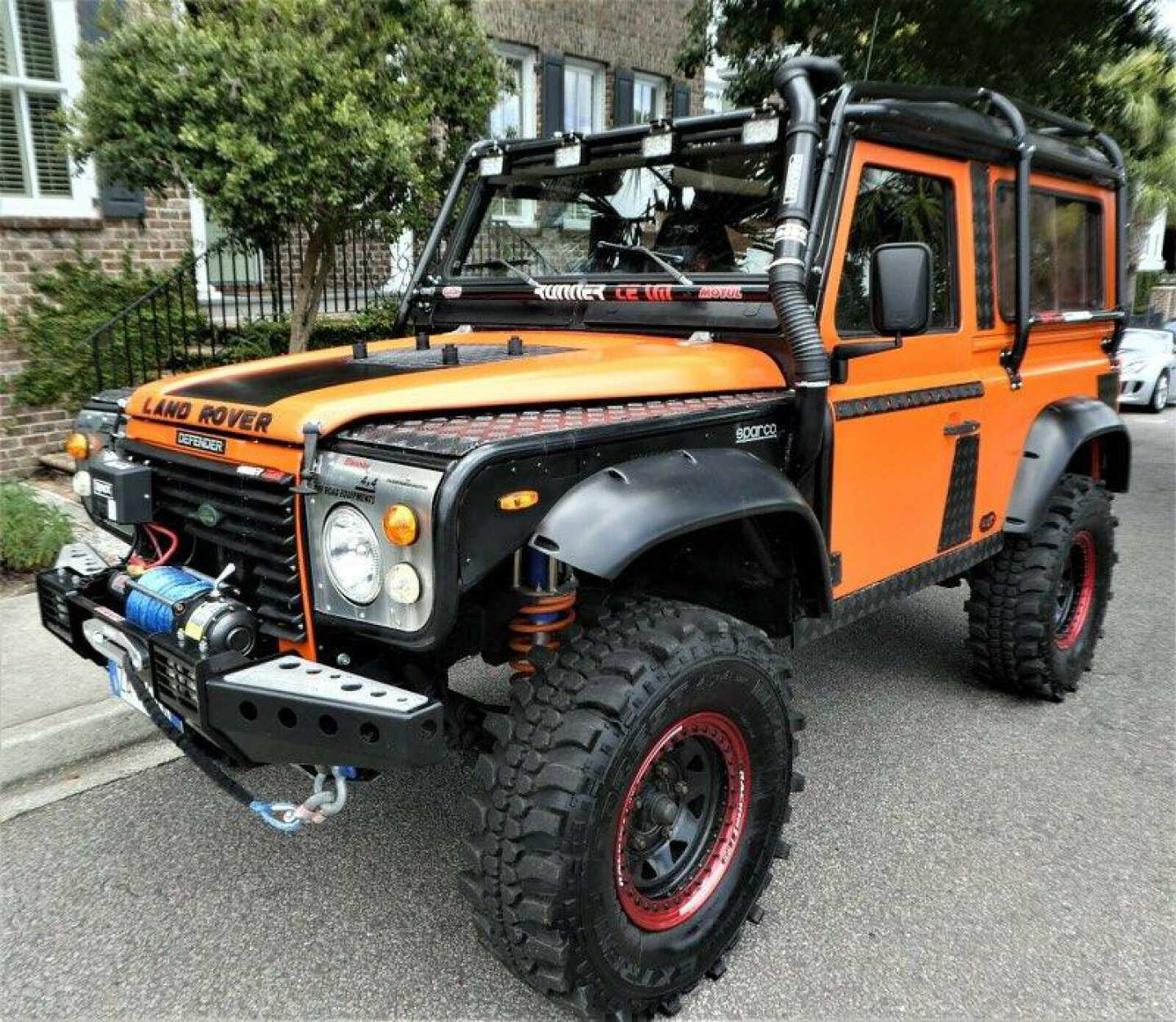 1st Image of a 1991 LAND ROVER DEFENDER