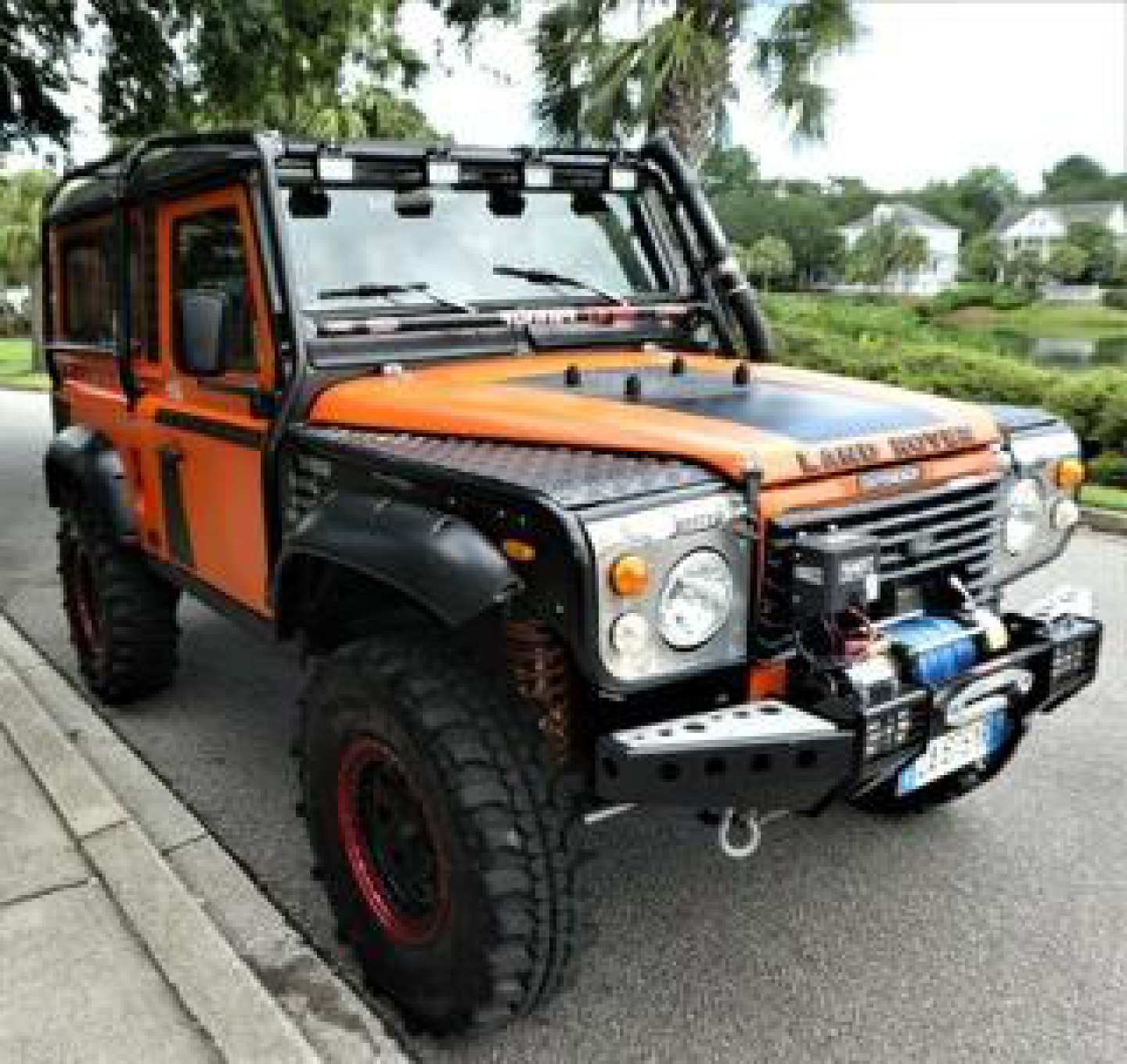 10th Image of a 1991 LAND ROVER DEFENDER